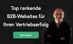 WEBINAR: Top rankende B2B-Websites für den Vertrieb